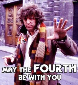 Tom Baker, the Fourth Doctor