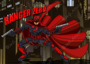 Ranger Zero circa 2005