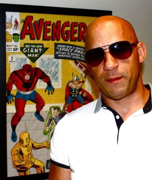Vin Diesel in Talks for A2?