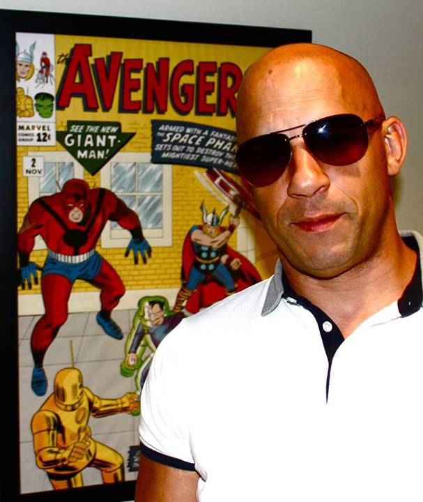 Vin Diesel in Talks for A2?