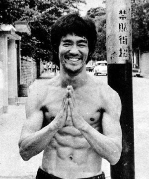 Bruce Lee (Li Jun Fan)