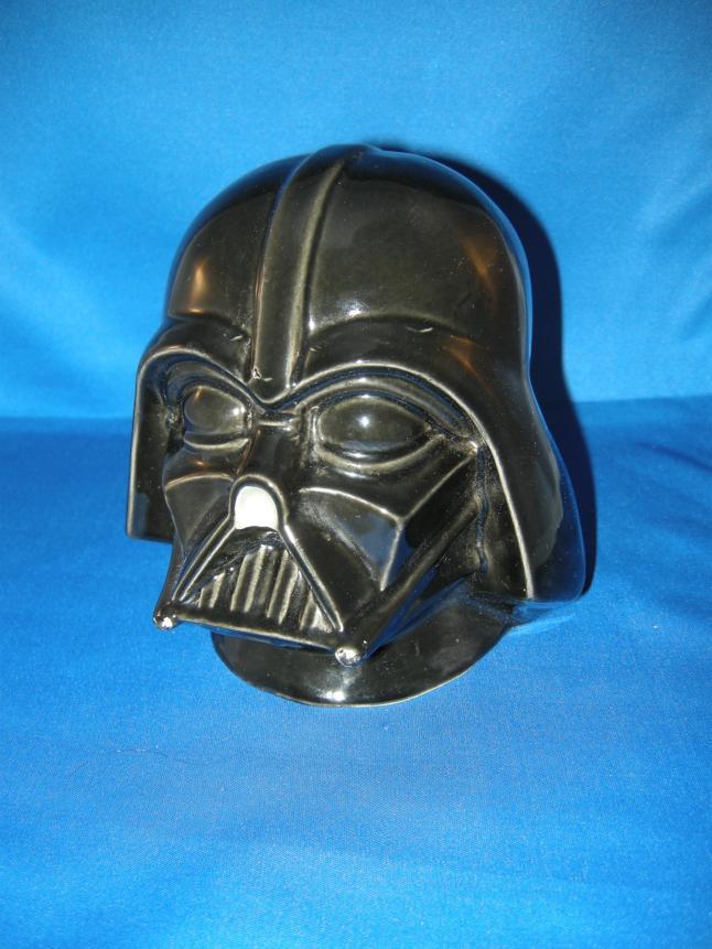 Etsy Transaction - Star Wars Darth Vader Bank Roman Ceramics (1977)