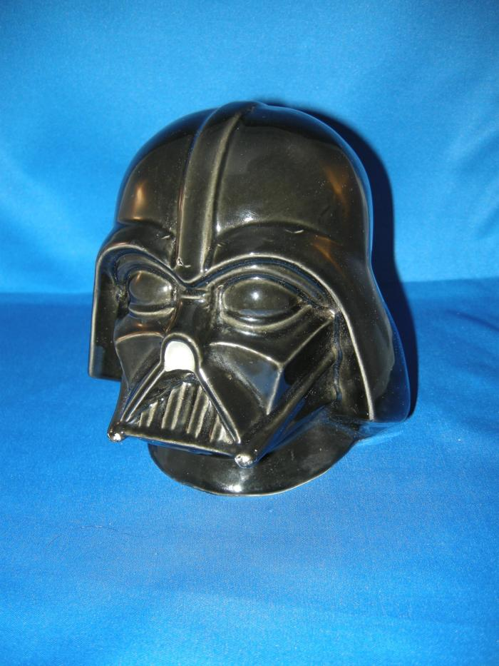 Etsy Transaction - Star Wars Darth Vader Bank Roman Ceramics (1977)