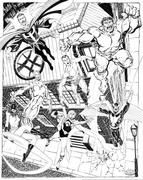 This Just in: John Byrne is Still Awesome!