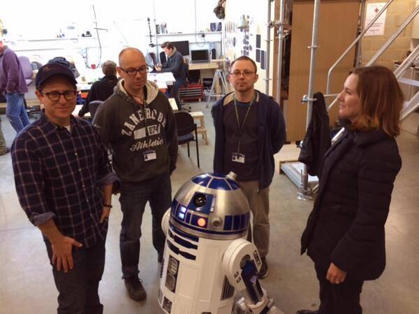 Star Wars Episode 7 Photo...
