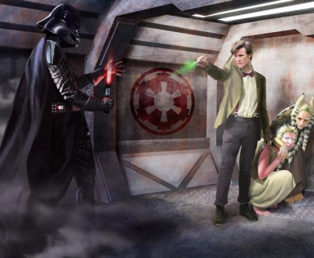 Matt Smith up for STAR WARS VII Role