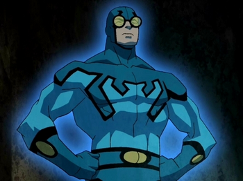 Ted Kord to return to DC Universe in 'Forever Evil' #7