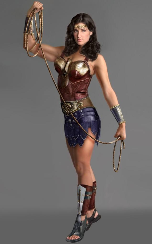 'Batman vs. Superman' costume designer will create new look for Wonder Woman - Batman News