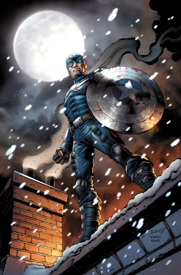 #Marvel's #CaptainAmerica to Return to Theaters May 6, 2016