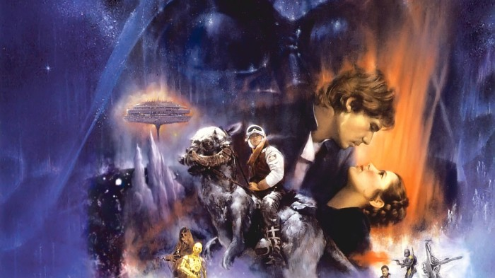 Empire Strikes Back Voted the Number One Movie of ALL Time
