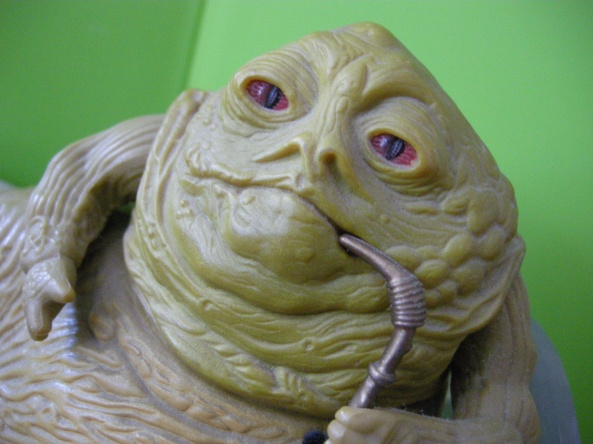 Kenner Jabba the Hutt Playset