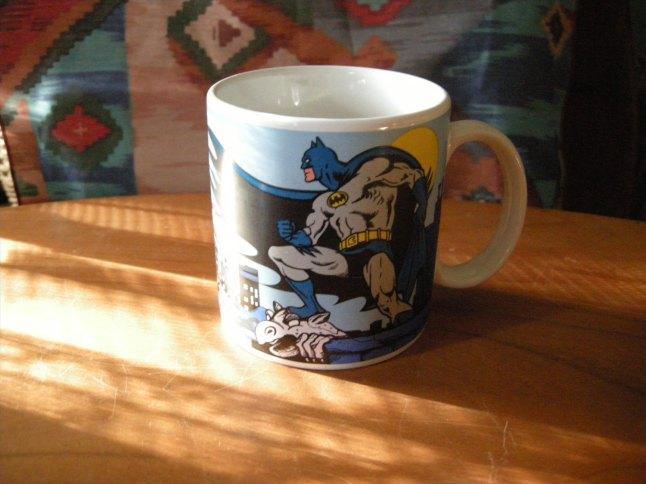 Batman Mug 1989 on our Etsy Shop