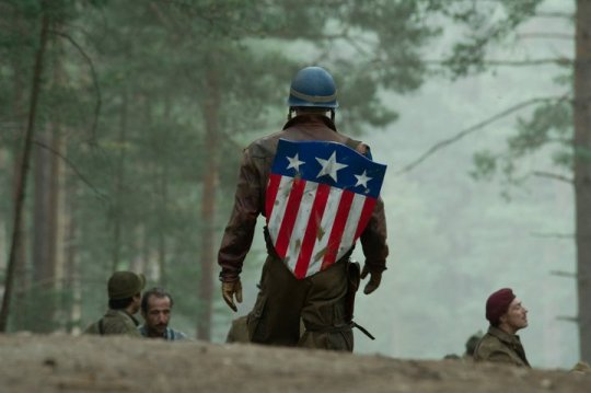 Captain America The First Avenger [all characters