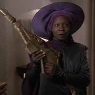 Star Trek~The Next Generation: Guinan (Chief of Security)
