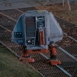 Silent Running: Drone, Dewey (Hydroponics Maintenance Droid)