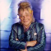 Star Trek~Voyager: Ambassador Neelix. (Aide de Camp)