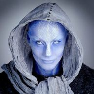 Farscape: Pa'u Zotoh Zhaan (Chief Medical Officer)