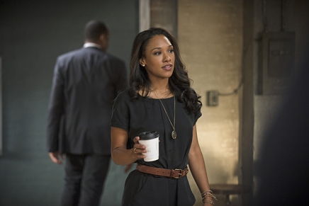 """The Flash -- """"Fastest Man Alive"""" -- Image FLA102c_0010b -- Pictured: Candice Patton as Iris West -- Photo: Cate Cameron/The CW -- © 2014 The CW Network, LLC. All rights reserved."""