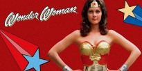 Wonder Woman! Another MeTV Saturday night staple. Lynda Carter was one of my first crushes and her smile still makes my evening better. My wife has that effect on me every day :)