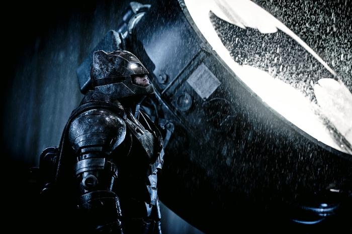 Ben as Bruce... looks incredible.