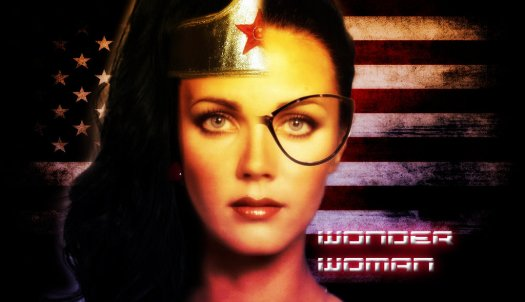 Lynda Carter Wonder Woman by hipolyta25