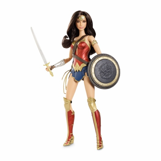 Wonder Woman by Mattel.