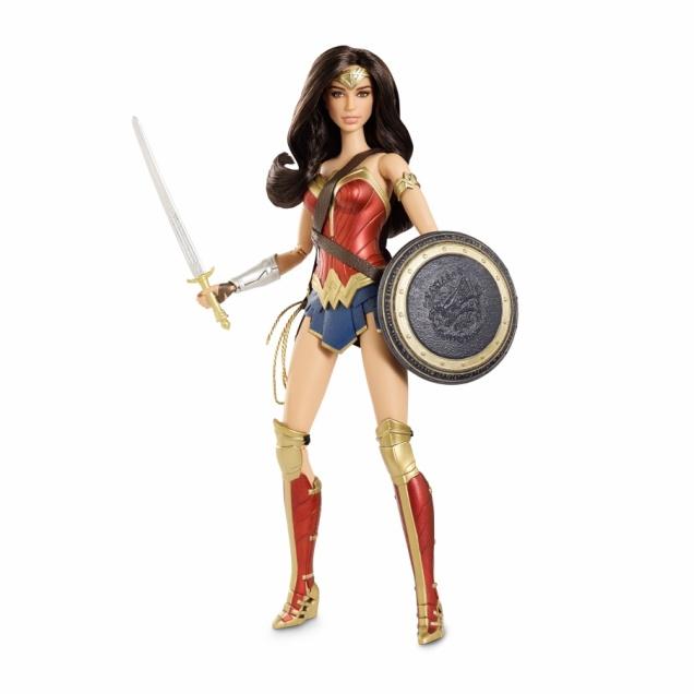 Wonder Woman by Mattel.