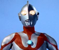 Ultraman! The show responsible for my ultra geekness!