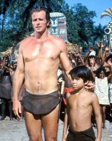 Tarzan was always a favorite show of mine in the early 1970's.