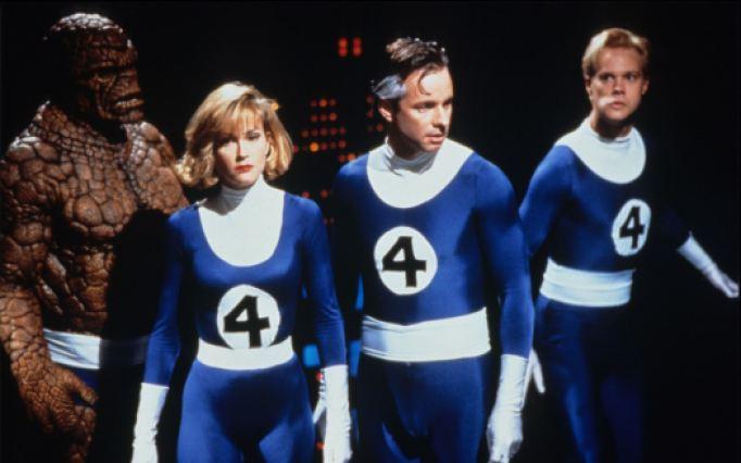 Fantastic Four Corman