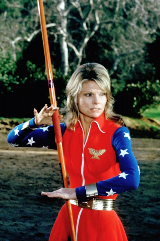 WONDER WOMAN, Cathy Lee Crosby, 1974