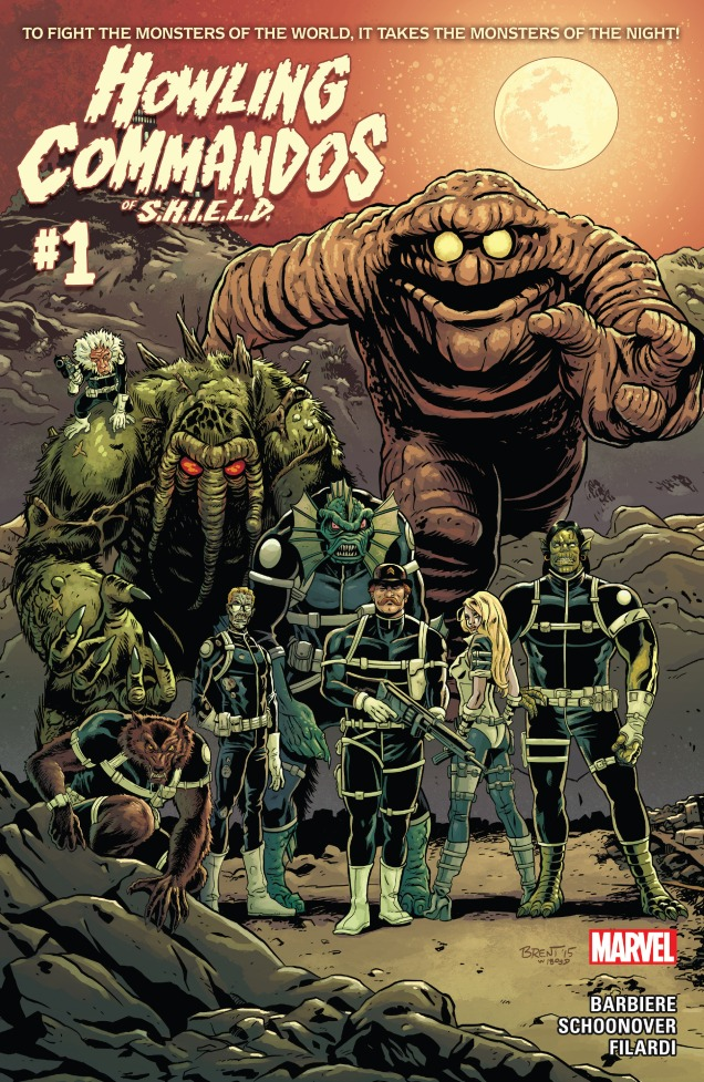 Howling Commandos of SHIELD