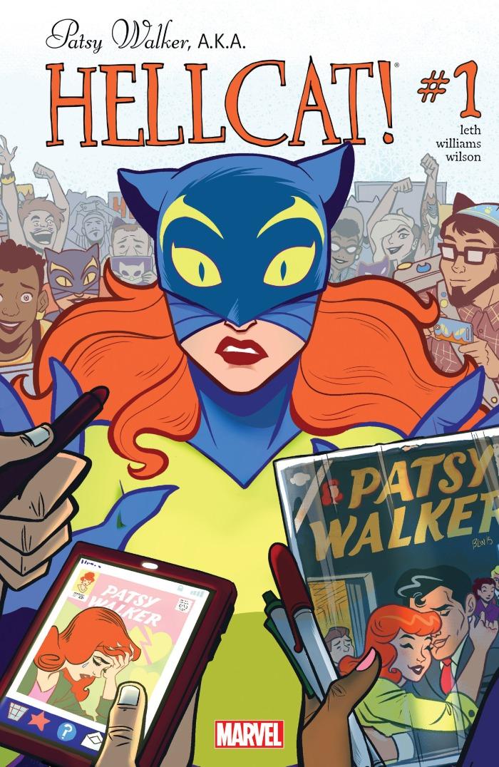 Patsy Walker, A.K.A. Hellcat! (2015-) 001-000