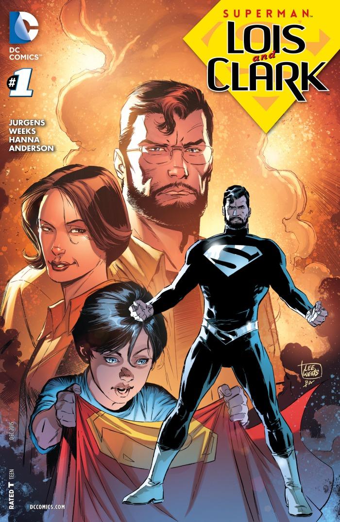Superman - Lois & Clark (2015)