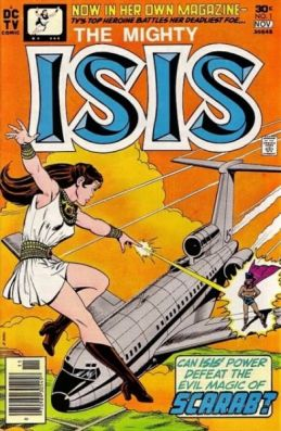 The Mighty Isis (76-79)