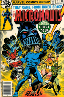 They Came From Inner Space: The Micronauts (79-80)