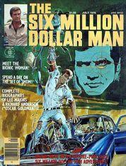 The Six Million Dollar Man (76-77)