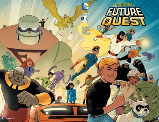 Future Quest (2016-) 001-002