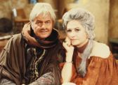 Harvey Korman & Bea Arther