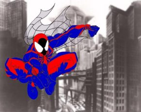 metropolinespidermanunlimited