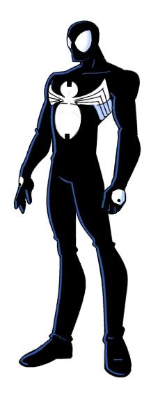 spiderman-alien